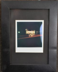 anthony contini photo of building in black frame